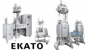 Немецкая компания EKATO работает в Москве уже более 10 лет. EKATO – НАДЕЖНОЕ КАЧЕСТВО ПОД МАРКОЙ «MADE IN GERMANY» С 1933 г.