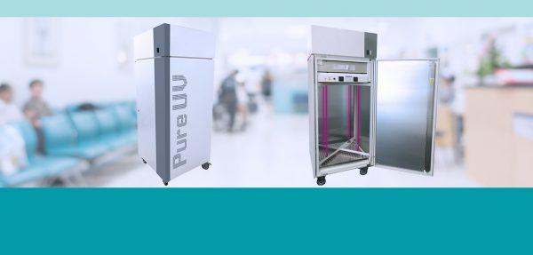 BLOCK® Pure UV - наше решение для Вашей защиты. Высокоэффективный метод деконтаминации воздуха и поверхностей – сочетание УФ-излучения и HEPA- фильтрации