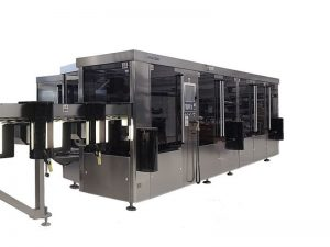 Multi-stage Injection blow moulding technology for polymer container production