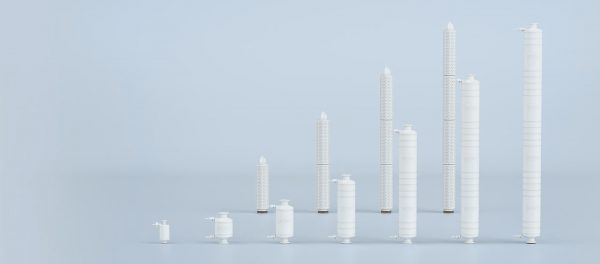 Capsule filters manufactured by Technofilter for the biopharmaceutical industry