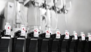 OUR BATTLE IN A BOTTLE: упаковочные линии для вакцин от Marchesini Group