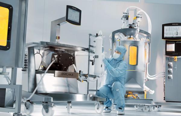 Биофармацевтическая отрасль в 2021 году