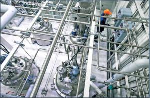 «Наше предприятие – одна из первых масштабных и успешных попыток возродить производство АФИ в России»