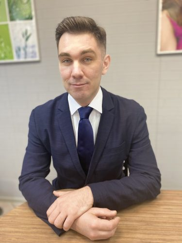 5 minutes with … Evgeniy Akishin, innovator and practitioner, Charles Ischi Russia