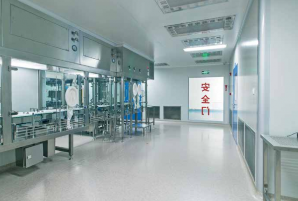 Comprehensive solutions for pharmaceutical manufacturers